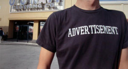 ADVERTISEMENT Shirts