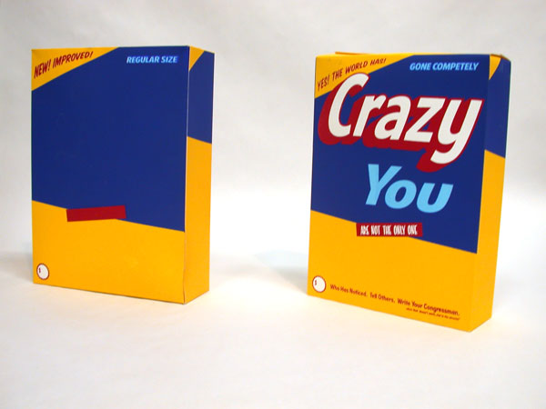 Soap Box (Crazy You)