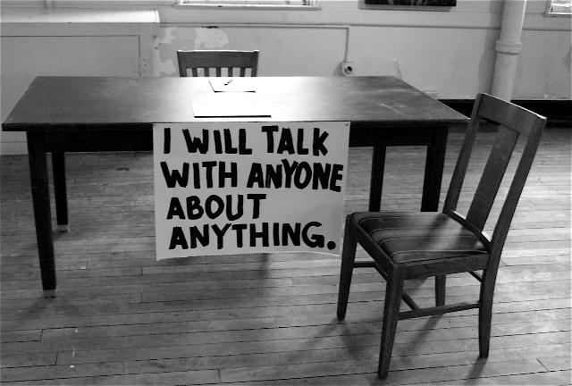 Talk to Anyone at Close Calls 2007