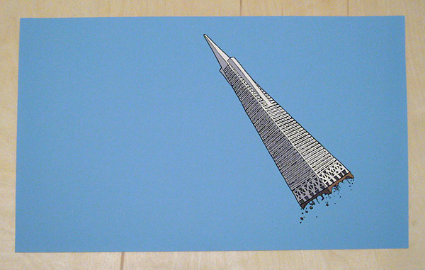 Transamerica Floating | print