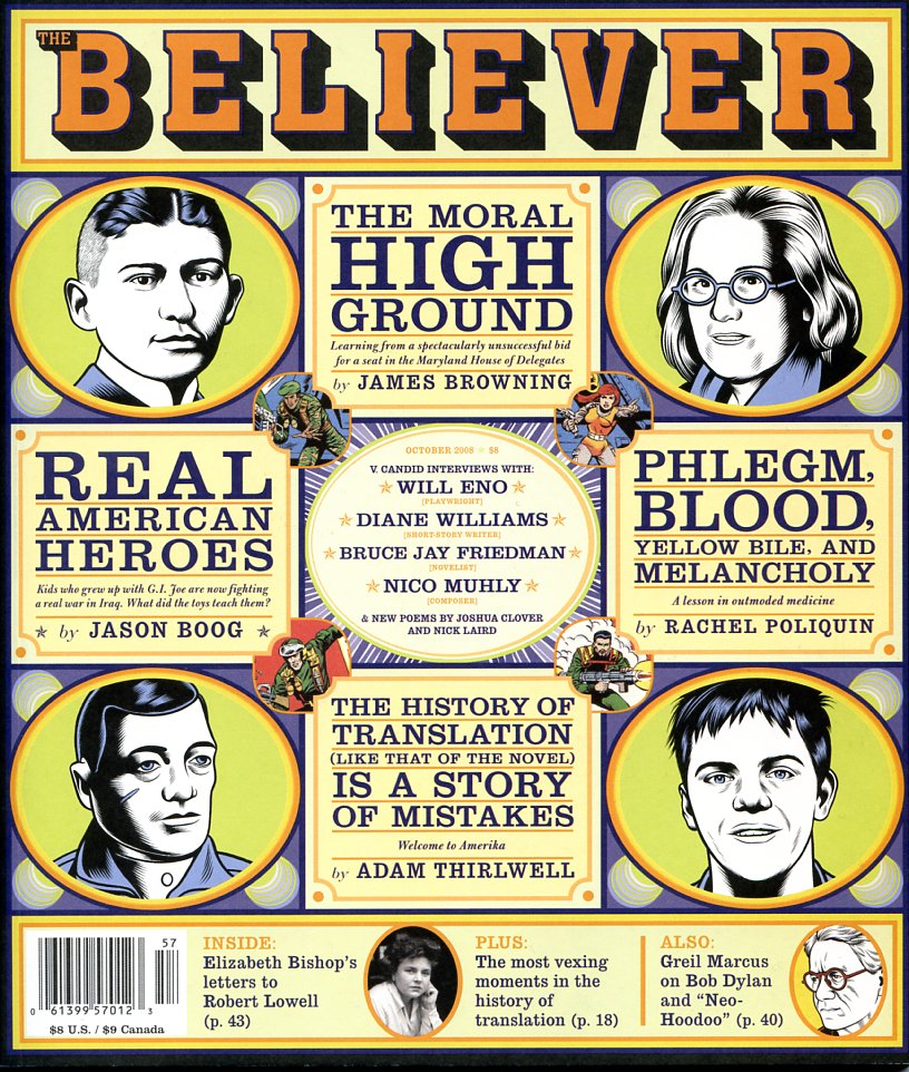The Believer Magazine
