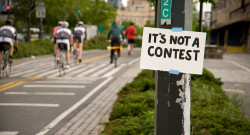 It's Not A Contest
