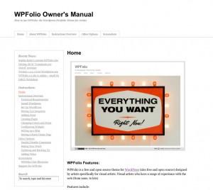 Steve Lambert WPFolio Update photo