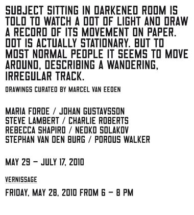 Barbara Seiler Galerie Show Flyer