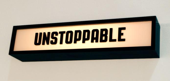 Unstoppable by Steve Lambert