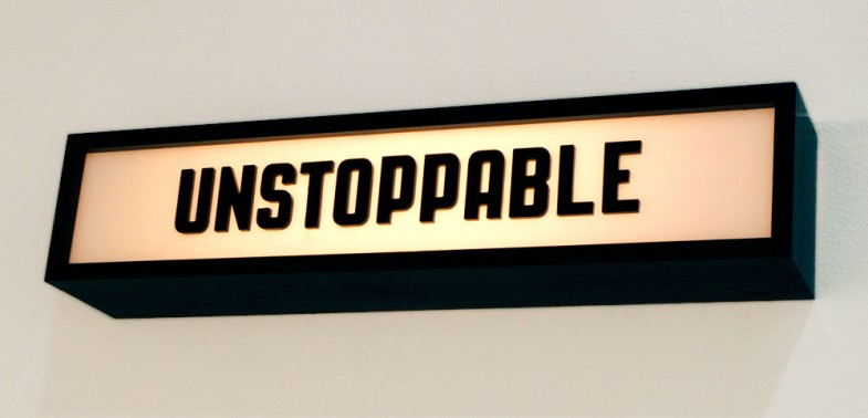 Unstoppable by Steve Lambert