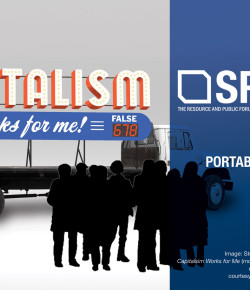 Capitalism Works For Me! at SPACES through October 21st
