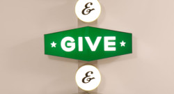 Give and Give and Give