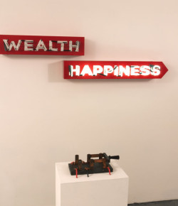 Wealth or Happiness