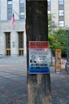 Re-Elect Bull Connor at Birmingham City Hall