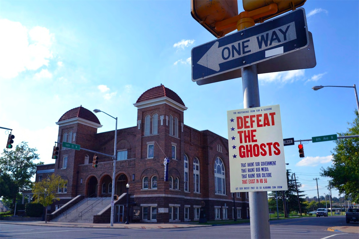 Defeat the Ghosts at 16th St Baptist Church
