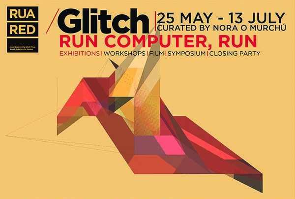 Steve Lambert GLITCH: Run Computer, Run opening May 24 photo