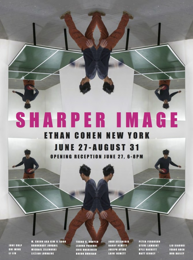 Steve Lambert Sharper Image at Ethan Cohen Fine Arts, NYC photo