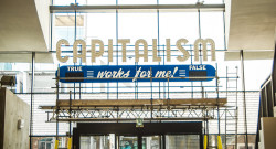 Turning FACT Inside Out: Capitalism Works For Me! True/False in Liverpool