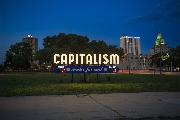 Capitalism at the Cedar Rapids Casino Site