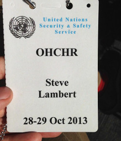 United Nations & Advertising