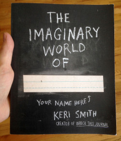 On Utopia for Keri Smith's The Imaginary World Of…