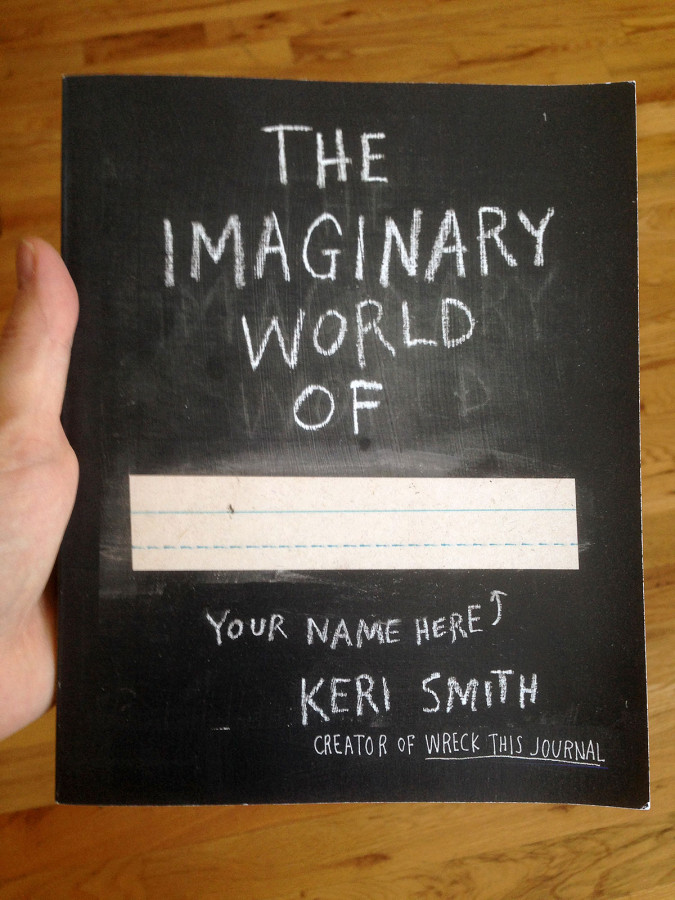 On Utopia in Keri Smith's Book