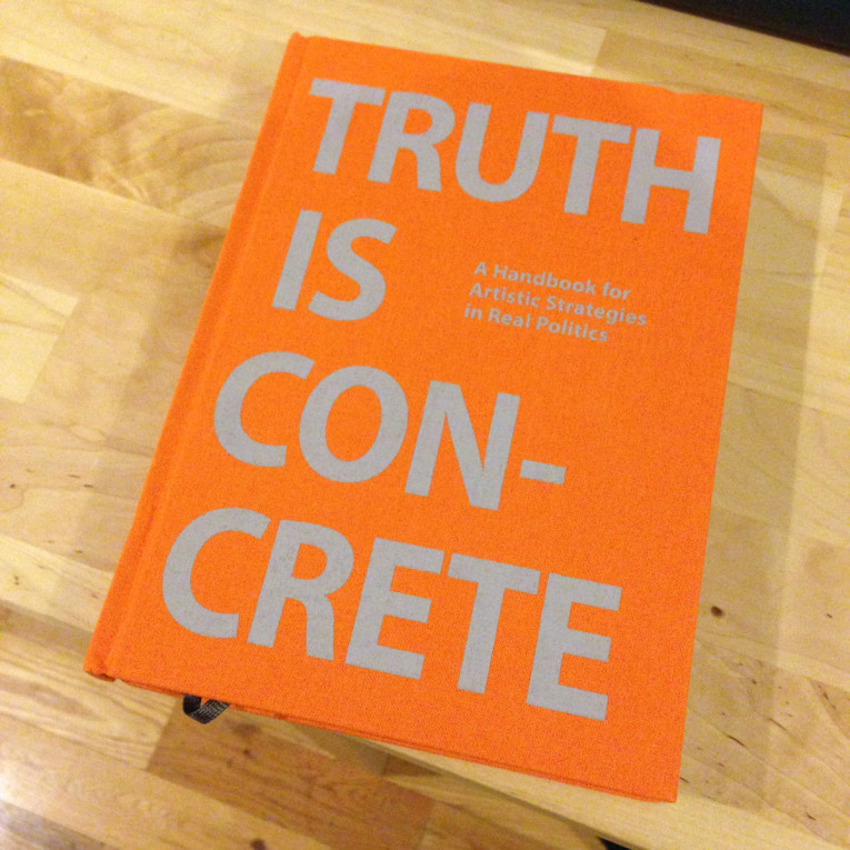 Truth is Concrete Book
