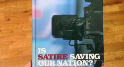 """NY Times Special Edition featured in """"Is Satire Saving Our Nation?"""""""