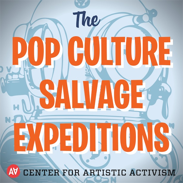The Pop Culture Salvage Expeditions podcast