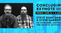 Keynote at Creative Catalyst in Toronto