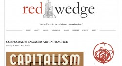 Station Museum show reviewed on Red Wedge – Corpocracy: Engaged Art In Practice