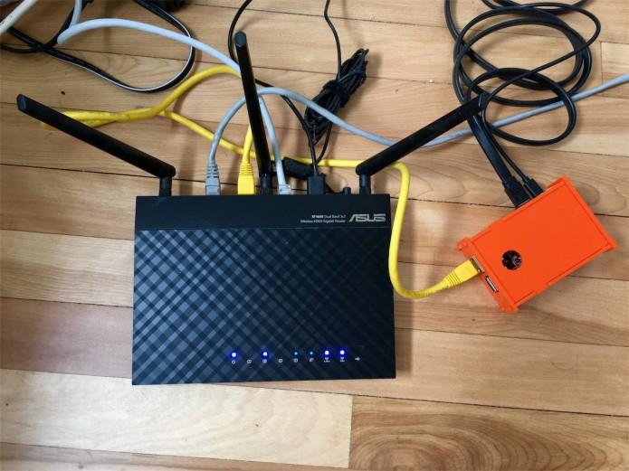 N66U installed