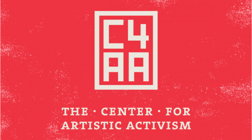 Center for Artistic Activism Logo