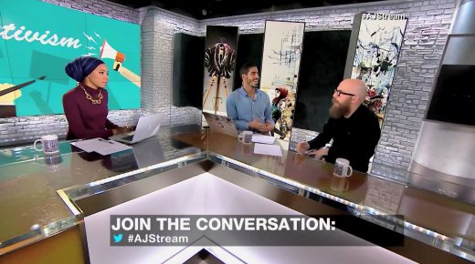 Art and Activism – Al Jazeera's The Stream