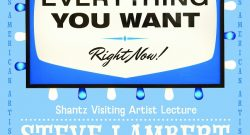 University of Waterloo – Shantz Visiting Artist Lecture
