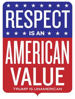 Respect is an American Value