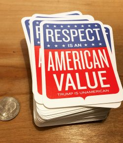 Free Design: Respect is an American Value