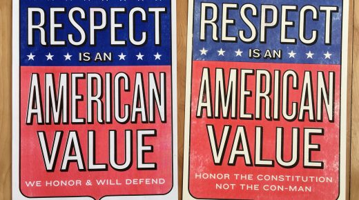Respect is an American Value Prints