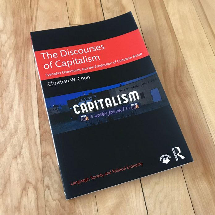 discourses of capitalism book Chun Lambert