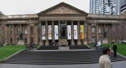 Artist Talk at State Library Victoria