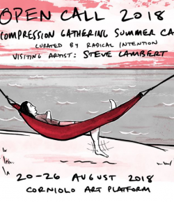 Open Call: Decompression Gathering Summer Camp 2018