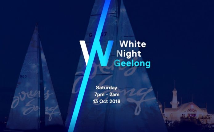 White Night Festival Geelong