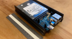 Our non-profit replaced Dropbox with this oDroid HC-1