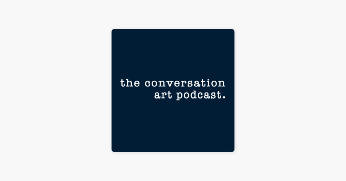 The Conversation Art Podcast Logo