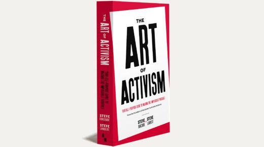 The Art of Activism – Pre-order the Book
